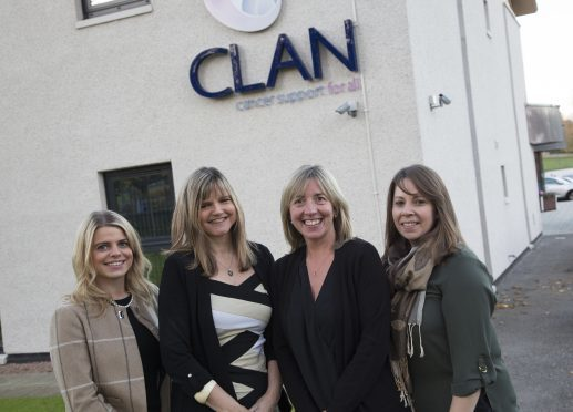 CLAN Cancer Support provides support and information for people affected by any type of cancer