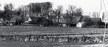 The village of Daviot, 1964