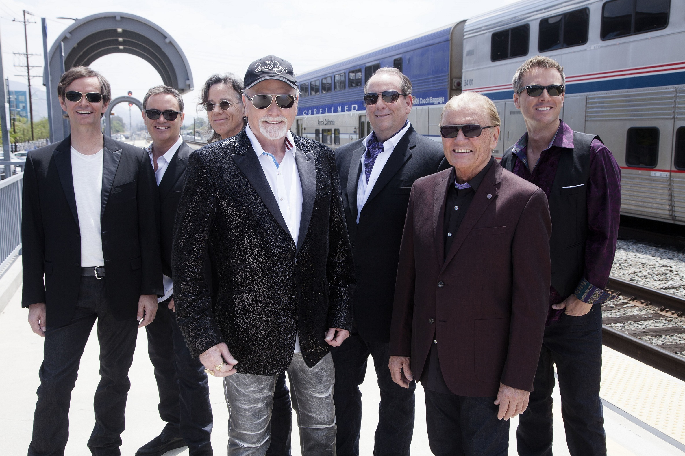 The Beach Boys will close the show next year