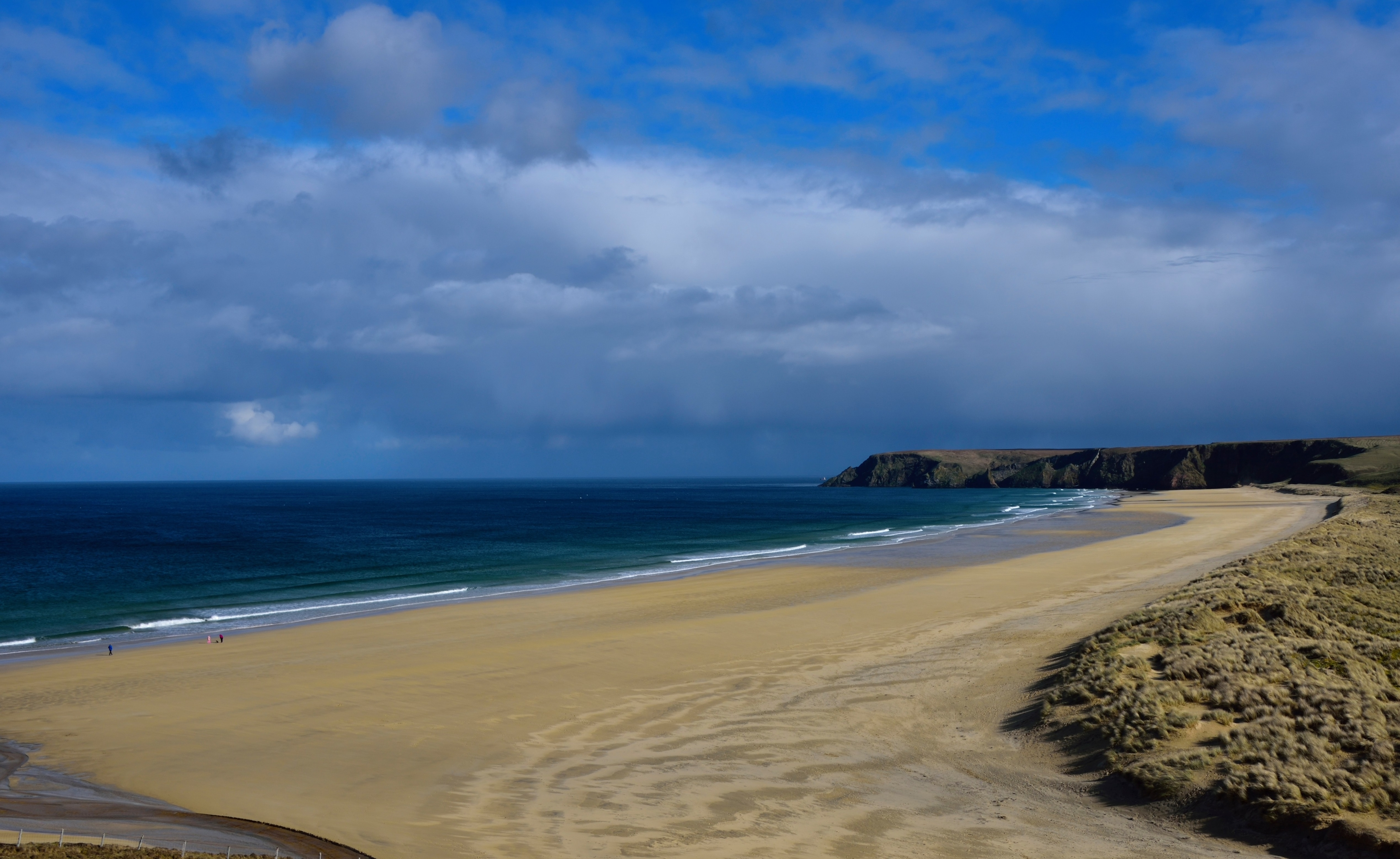Traigh Mhor in the Hebrides.