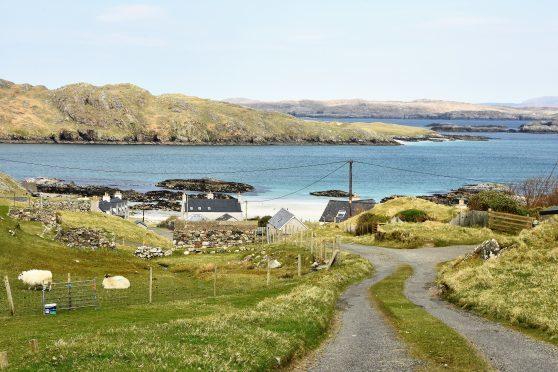 Uig, Isle of Lewis. Picture courtesy of reader Catherine MacKinnon