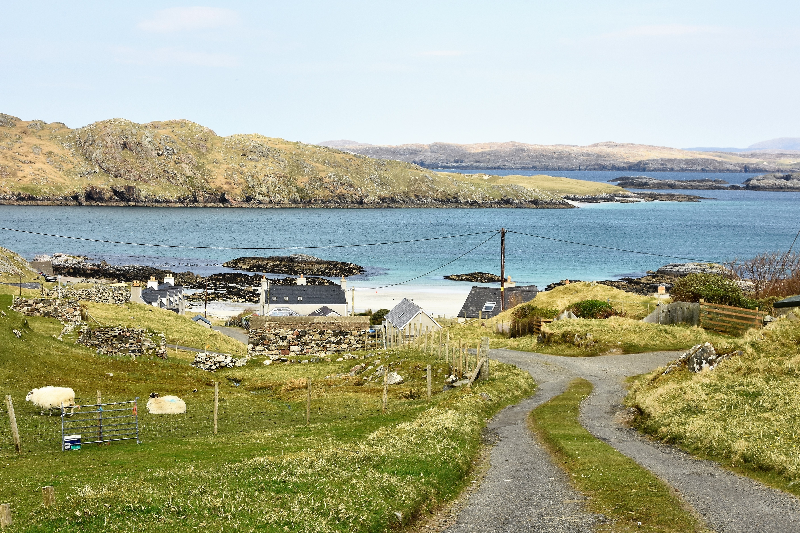 Uig, Isle of Lewis. Picture courtesy of reader Catherine MacKinnon