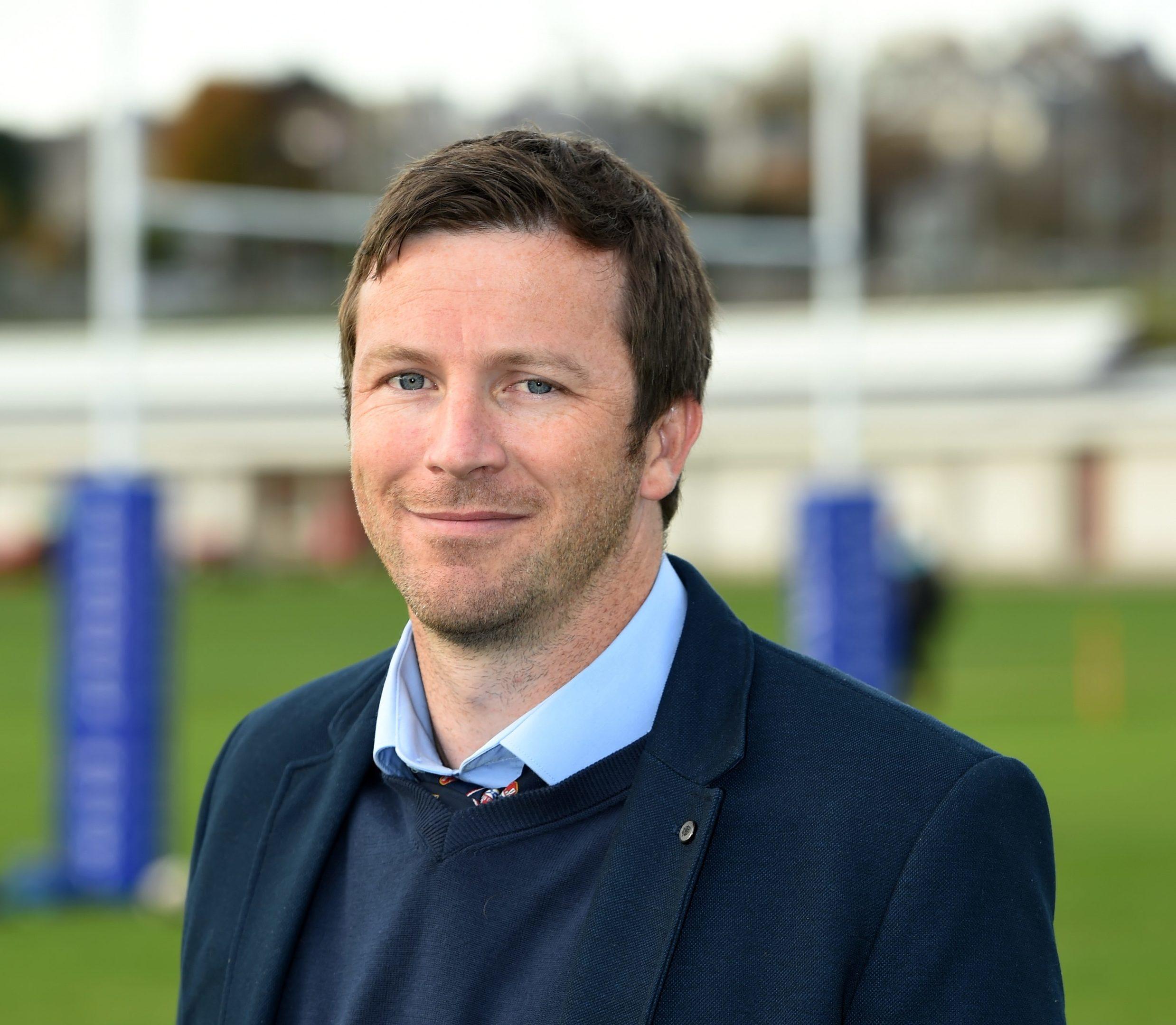 Aberdeen Grammar coach, Ali O'Connor.