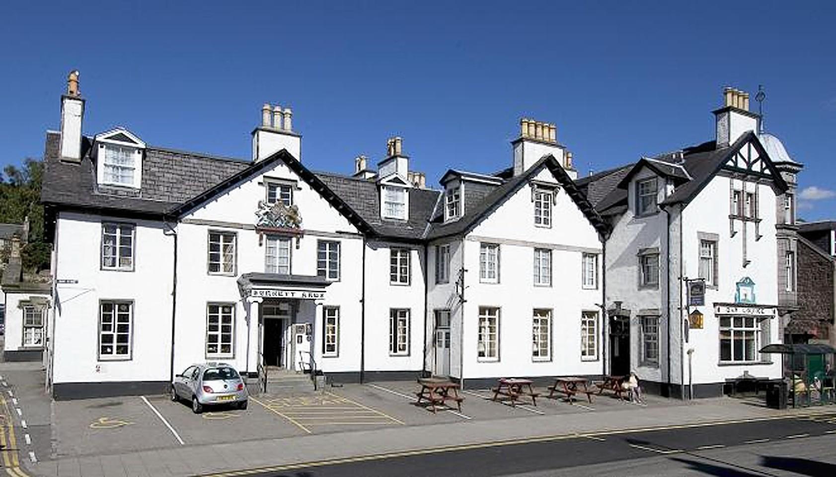 Burnett Arms Hotel