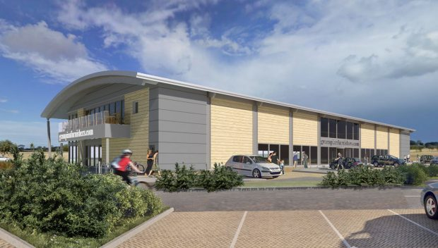 The new store at Linkwood in Elgin could create 50 new jobs.