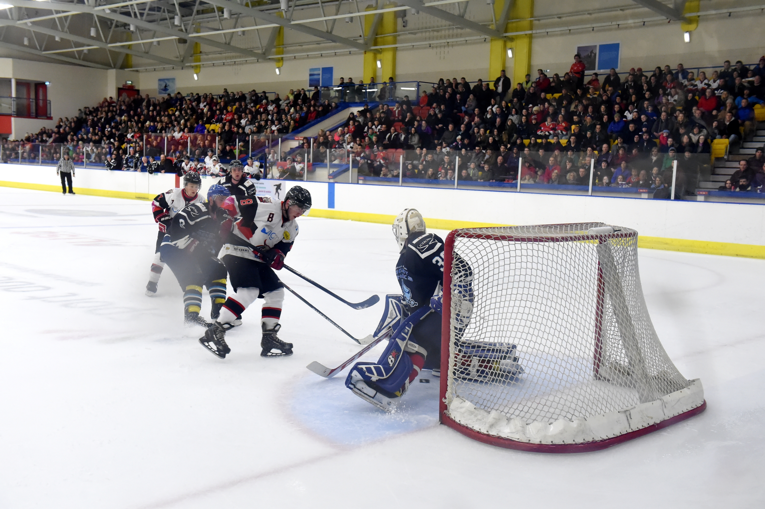 Scottish National League  at The Linx Ice Arena