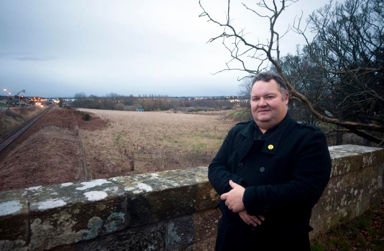 Elgin City South councillor Graham Leadbitter believes the 300 proposed houses at Bilbohall are essential to address the region's housing waiting list.