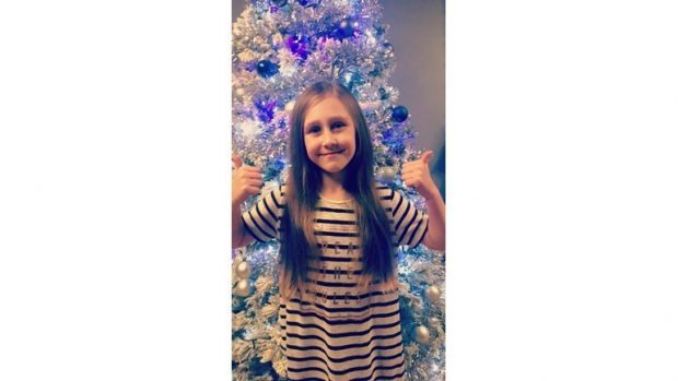 Brooke is cutting her hair on Saturday for the Little Princess Trust.