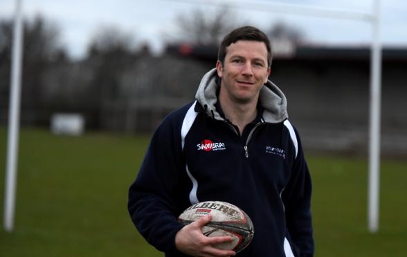 Aberdeen Grammar head coach Ali O'Connor
