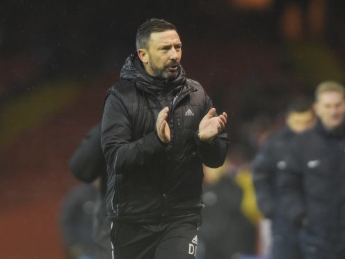 Aberdeen manager Derek McInnes believes his side can bounce back against Partick Thistle this weekend.
