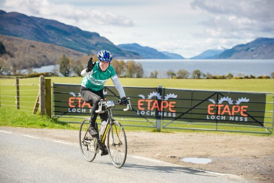 The 66-mile closed road event, which takes place on April 23, is one of the most popular in the country's cycling calendar.