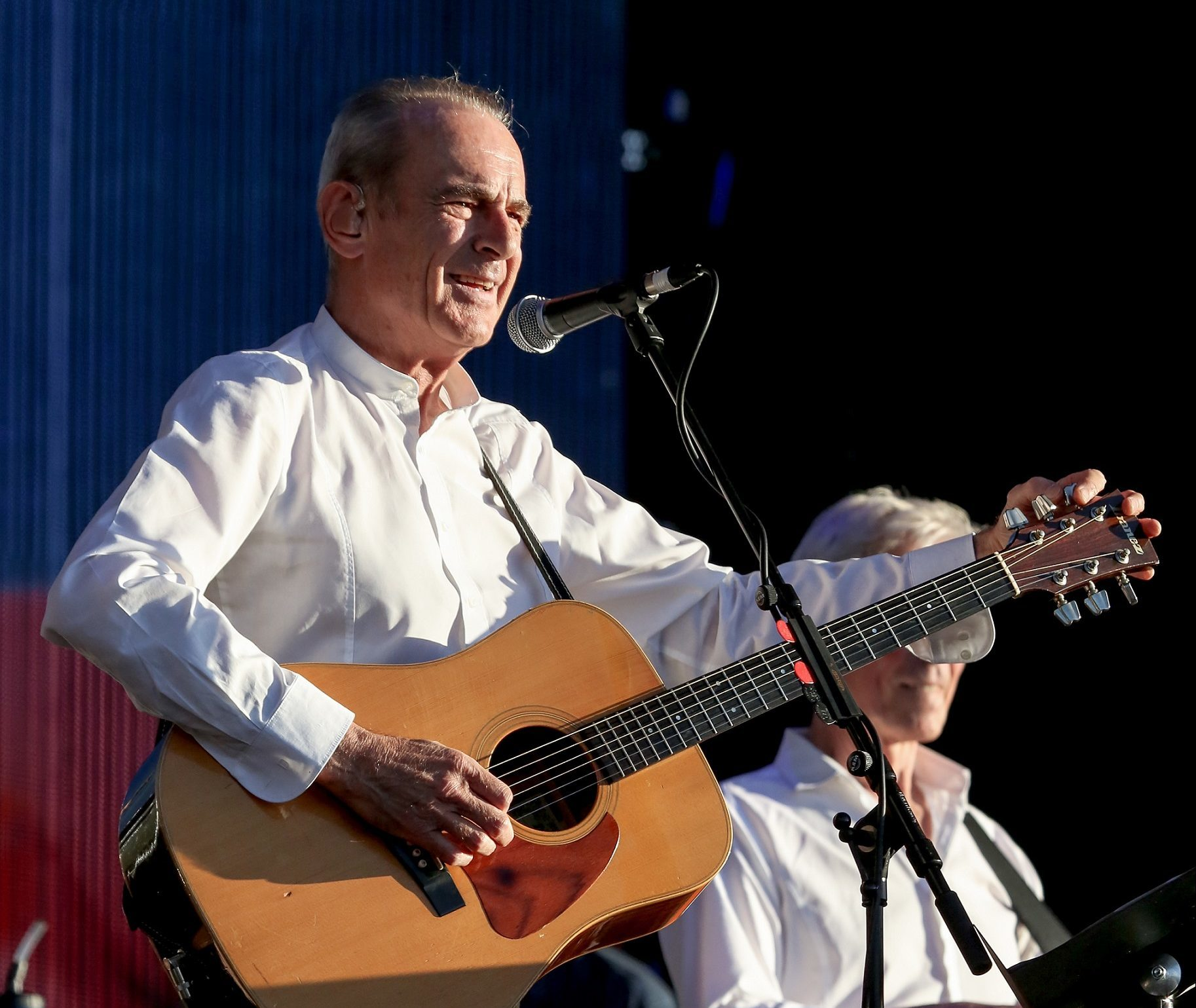 Frances Rossi of Status Quo is heading for Inverness