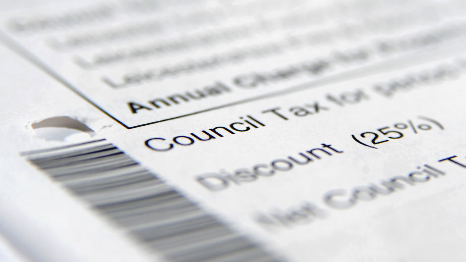 Council tax bills are set to rise