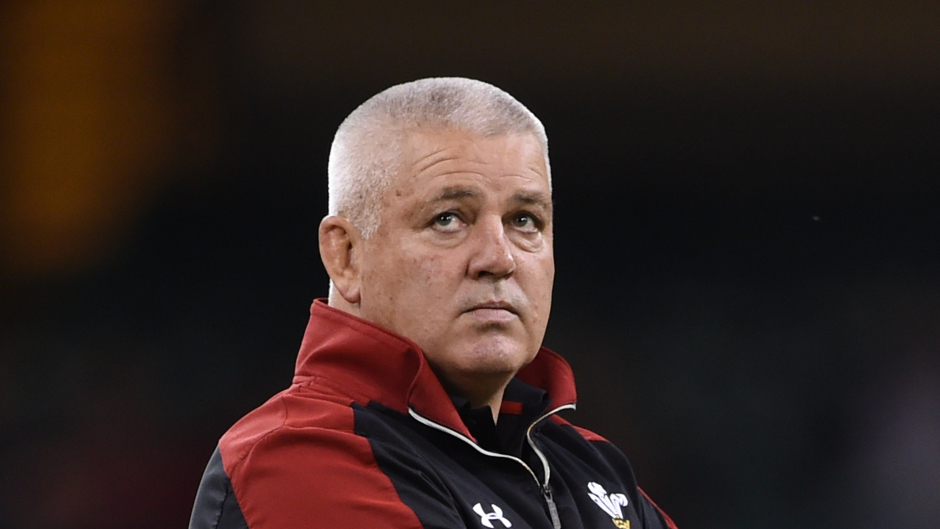 British and Irish Lions head coach Warren Gatland will be in charge of next year's tour to South Africa.