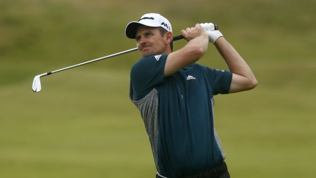 Justin Rose is one of the favourites for this week's Open championship at Carnoustie.