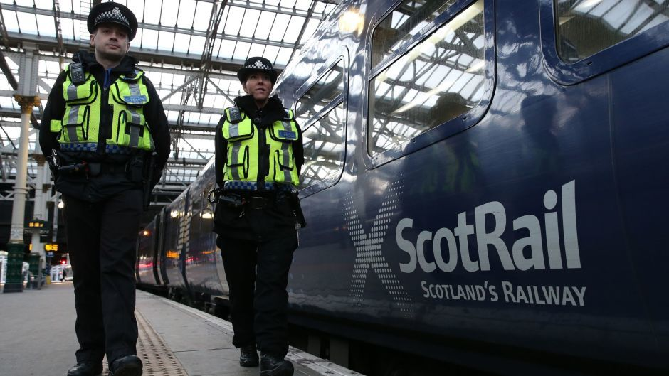 A Highland man  has received a suspended sentence following a British Transport Police investigation.