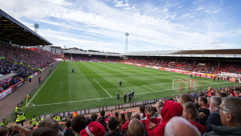 The Aberdeen AGM will take place on December 18.