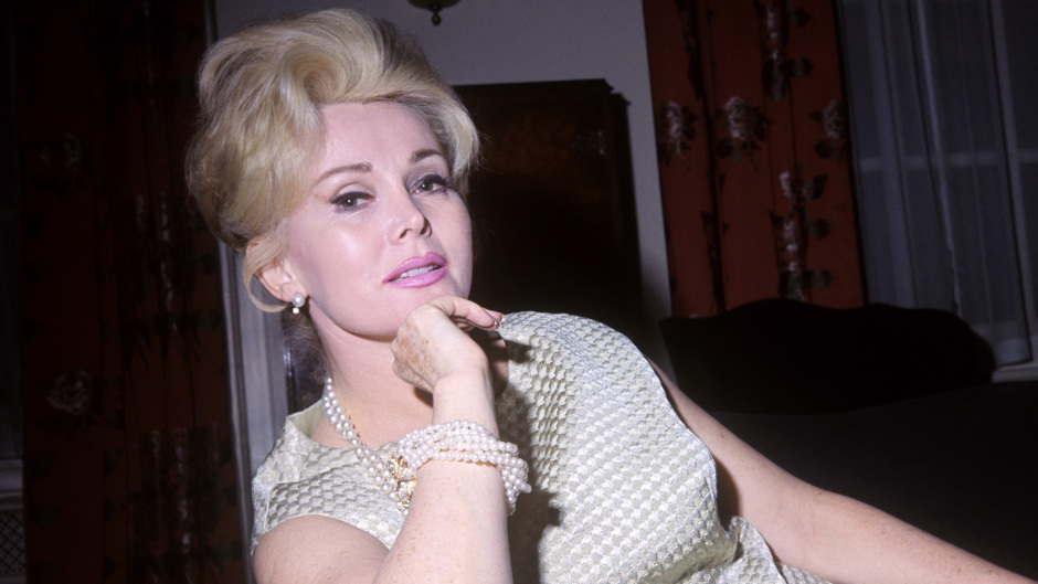 Zsa Zsa Gabor was famous for her many marriages
