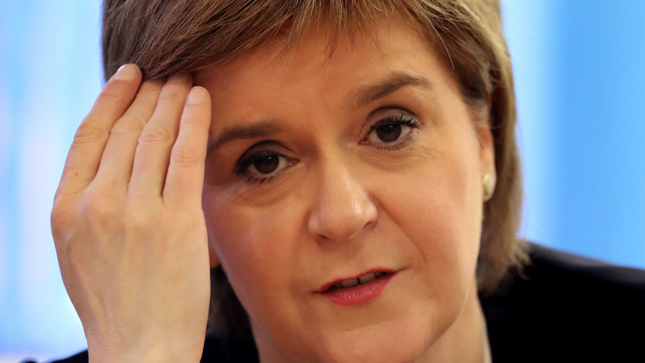 Nicola Sturgeon has vowed to listen to concerns about HIE