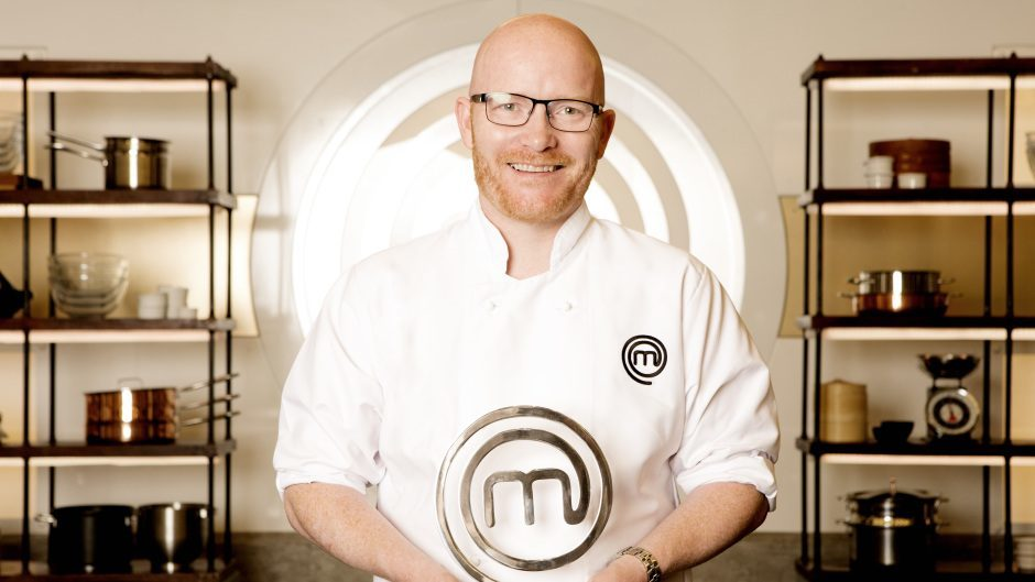 Gary Maclean who  become the MasterChef: The Professionals Champion 2016.
