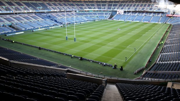 The new Murrayfield has never seen Scotland draw with the All Blacks.