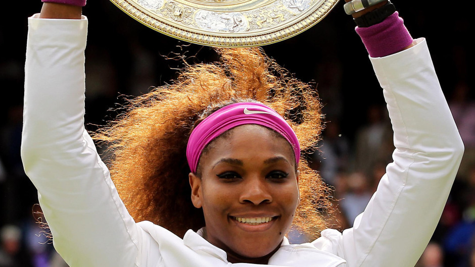 Serena Williams is the greatest player of her generation.