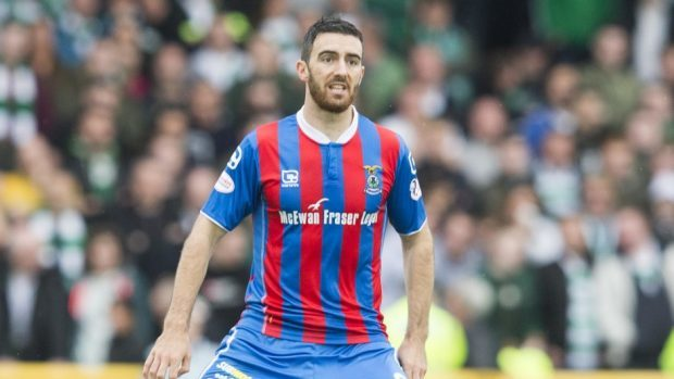 Ross Draper has left Caley Thistle to join Ross County.