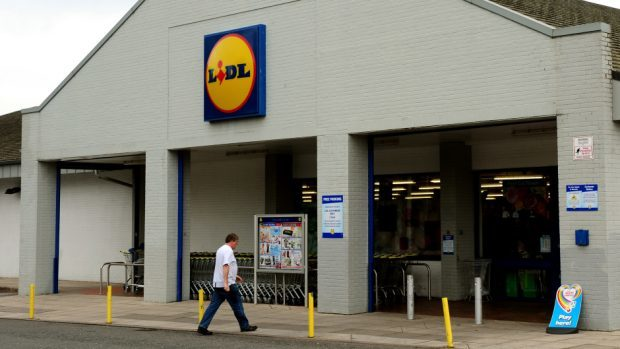 Lidl wants to build more than 1,000 new branches in the UK