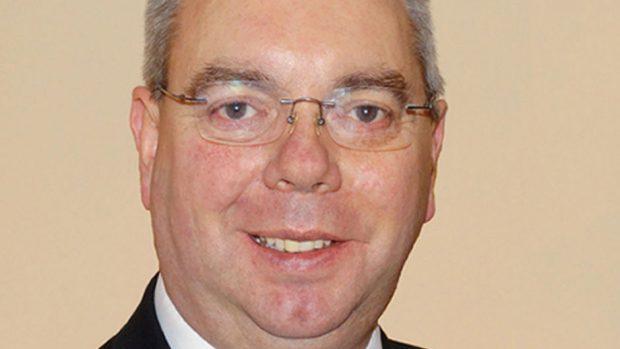 Tory MSP Alex Johnstone MSP was 55-years-old