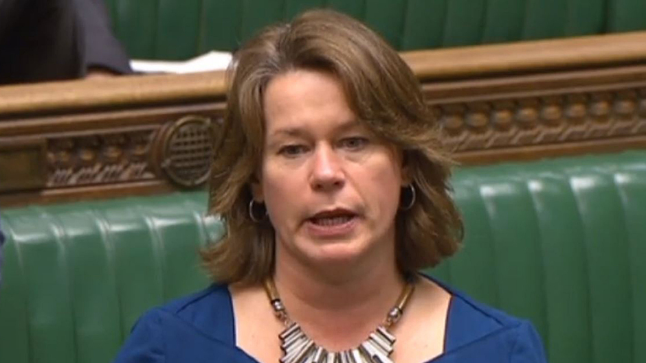 Independent MP Michelle Thomson