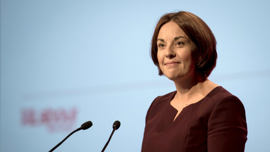 Kezia Dugdale believes more needs to be done to make parliament more family-friendly.