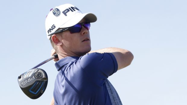 South Africa's Brandon Stone won the Scottish Open at Gullane.