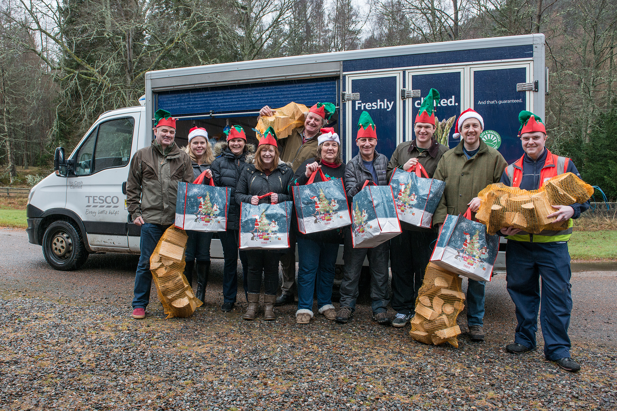 Pheasants for Presents has returned for its third year