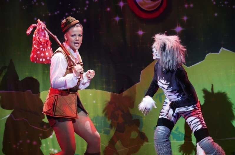 Dick Whittington runs at Eden Court, Inverness until January 8