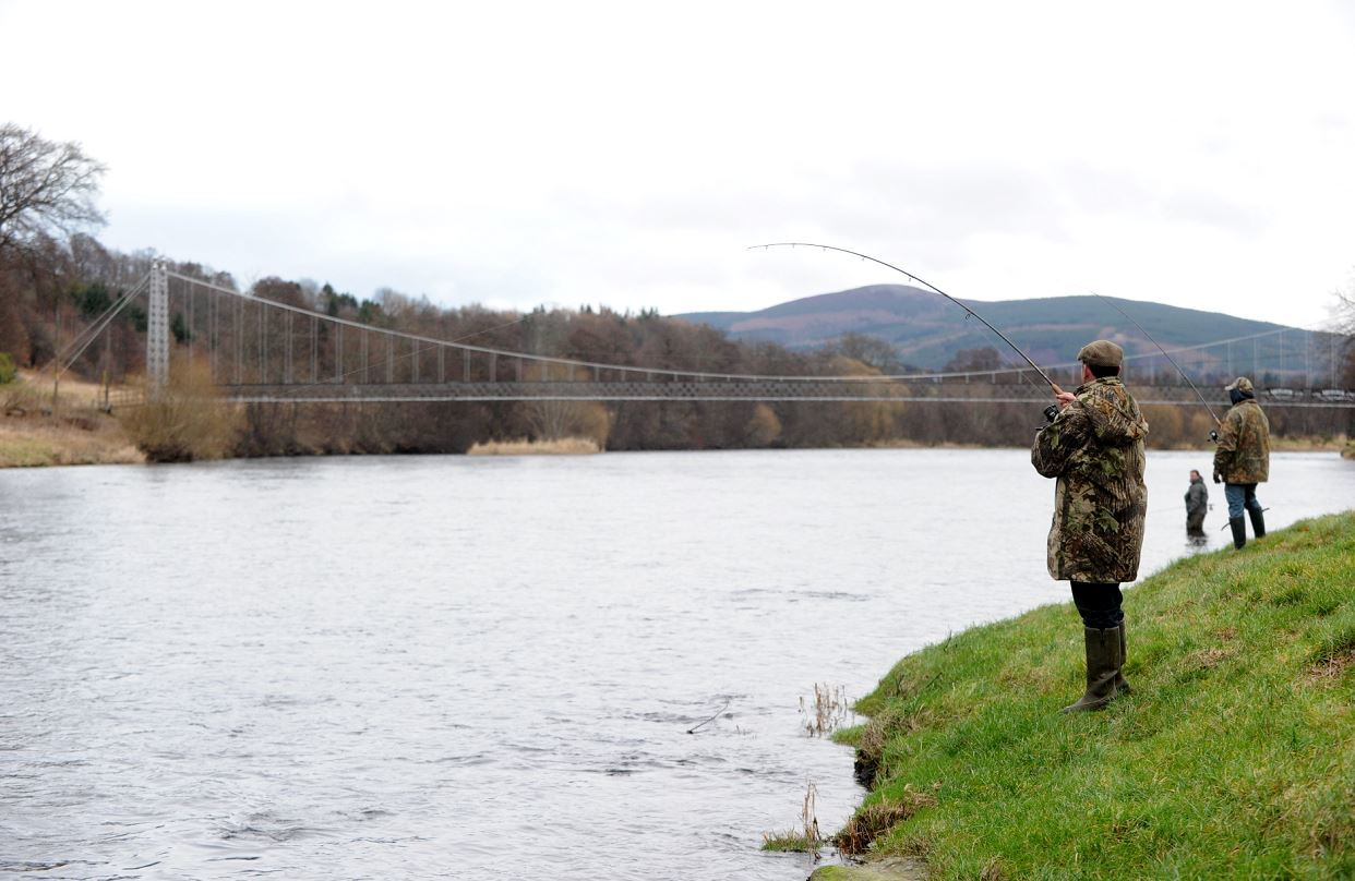"""The Spey Catchment Initiative steering group is eager to see the river remain a """"world class"""" angling destination."""