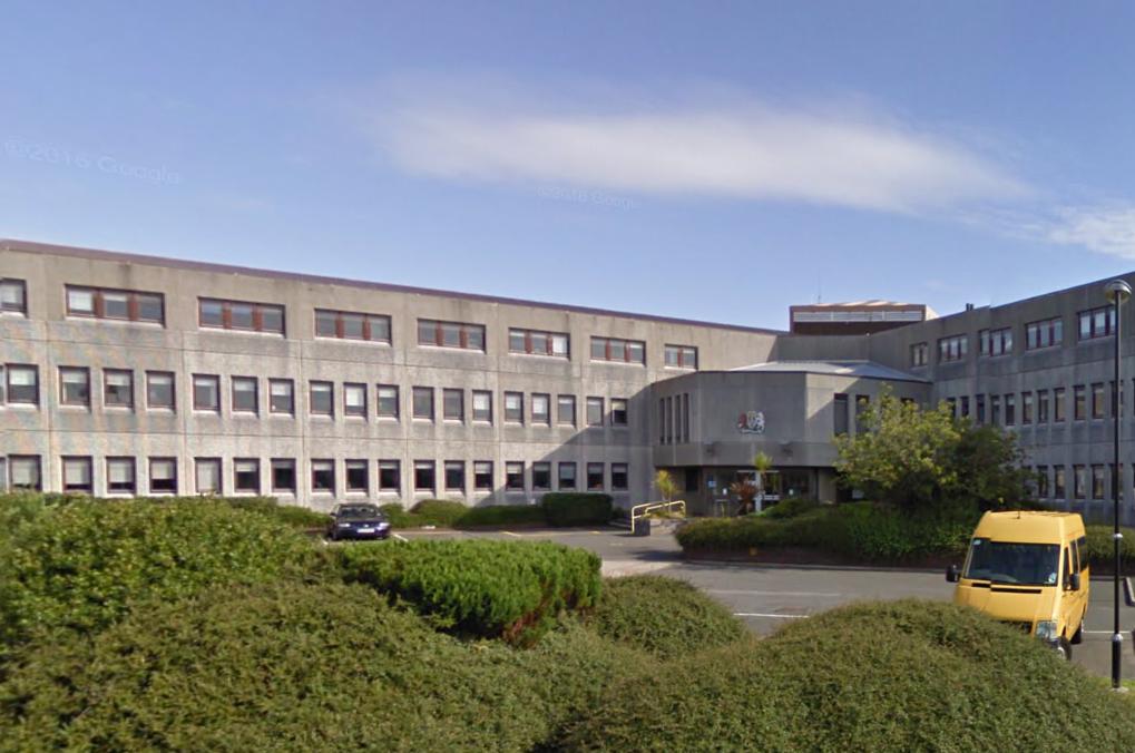 Western Isles Council HQ.