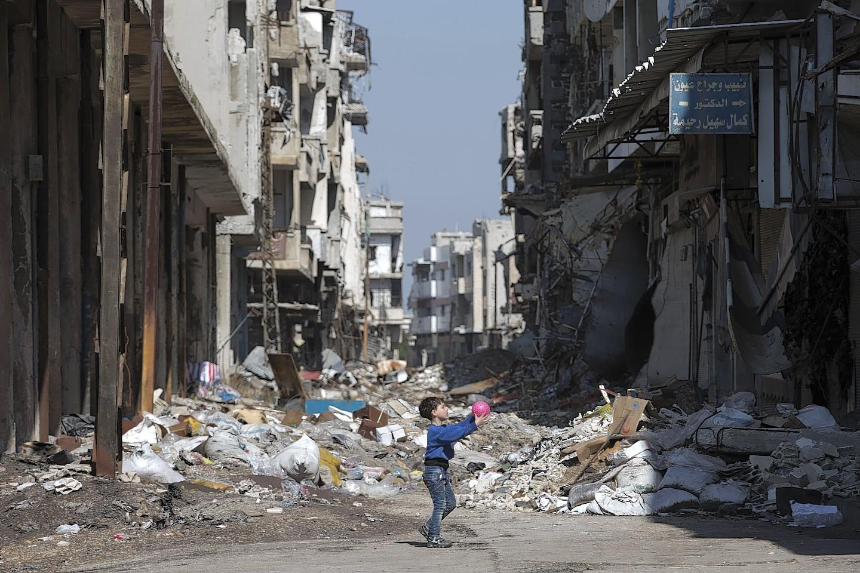SYRIA Revolt 212665