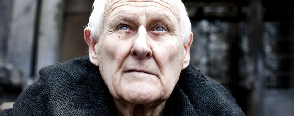 The star was best known for his role as Maester Aemon in the TV hit, while he also appeared in sitcom Porridge.