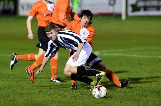 Rothes will host Fraserburgh on December 26.