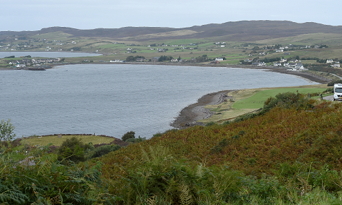 Loch Ewe, where the buoy will be stationed.