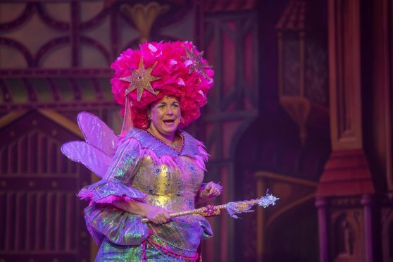 Dick McWhittington at Aberdeen's His Majesty's Theatre.
