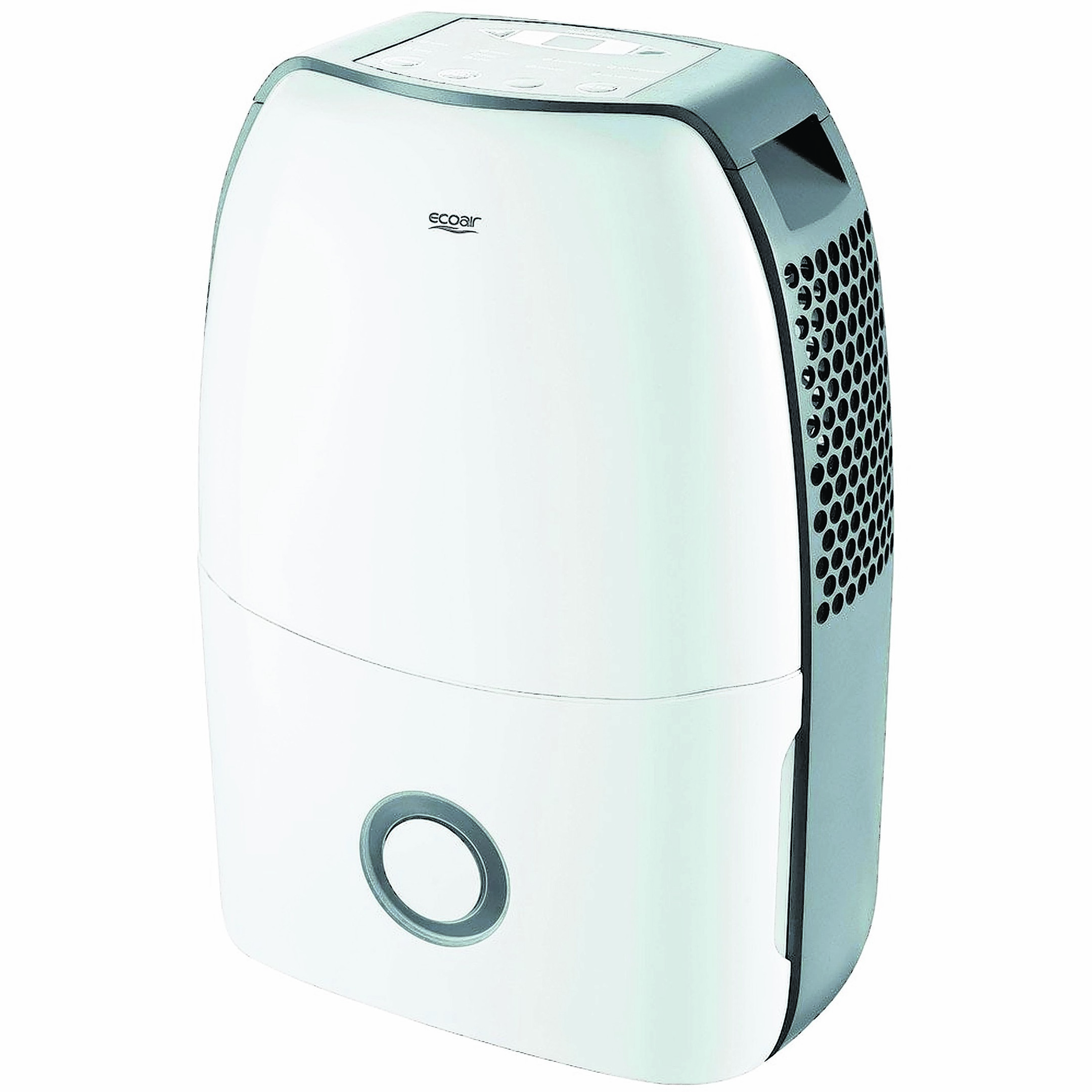 Undated Handout Photo of the EcoAir DC18 Compact Portable Dehumidifier, available from amazon.co.uk. See PA Feature GADGETS Big Clean Up. Picture credit should read: PA Photo/Handout. WARNING: This picture must only be used to accompany PA Feature GADGETS Big Clean Up. WARNING: This picture must only be used with the full product information as stated above.