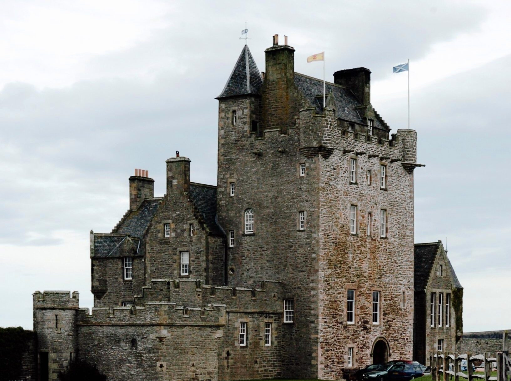 The five-star Ackergill Tower, on the east coast of Caithness, has over the years played host to high-profile guests from the worlds of finance, politics and showbusiness.