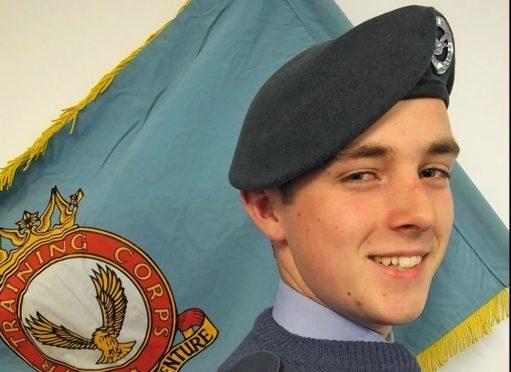 Flight Sergeant Christopher Falkingham