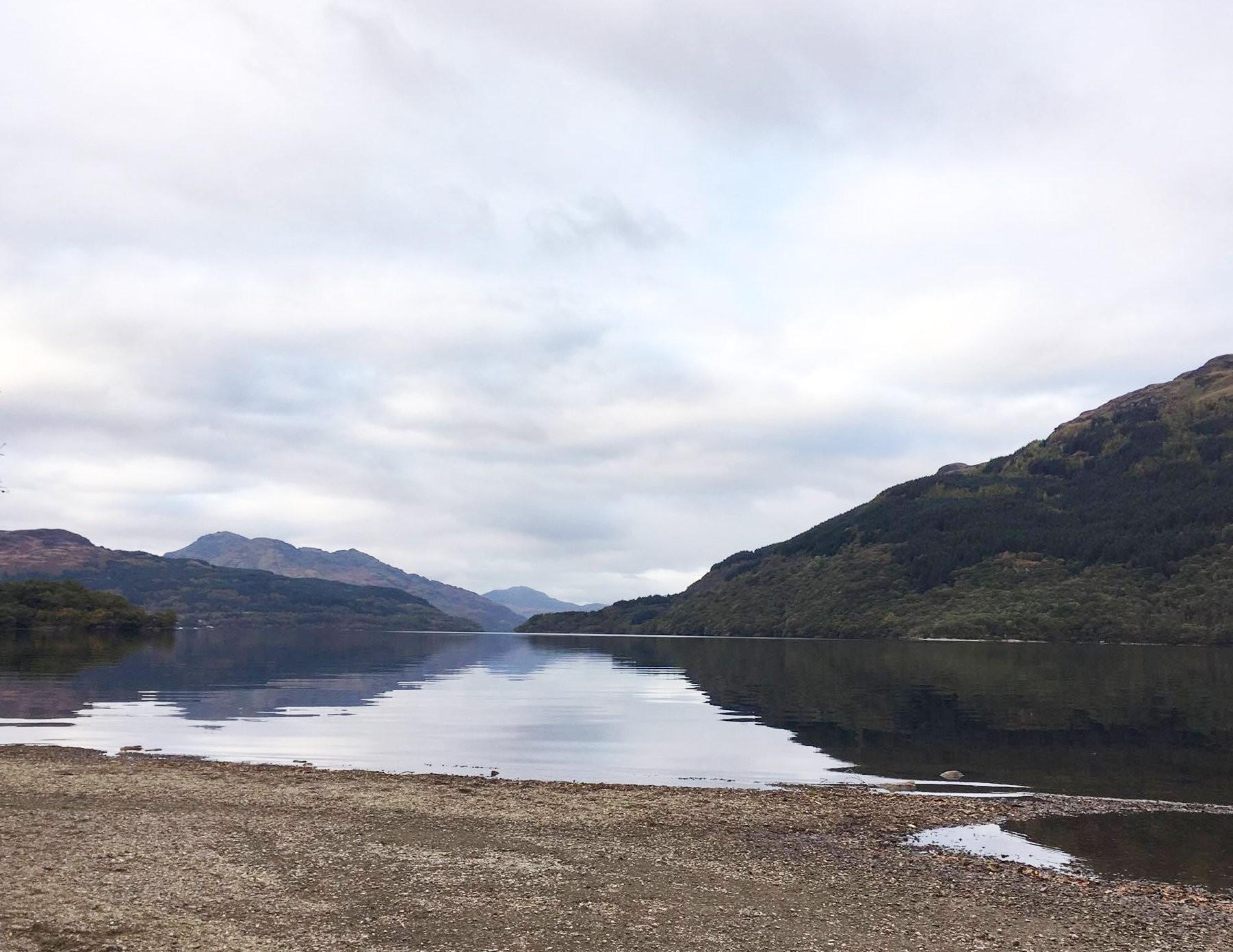 Loch Lomond by Christopher McAuley-Paton