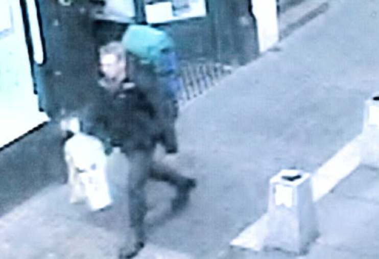 Mr Van Der Wetering was seen on CCTV in Inverness city centre on December 28