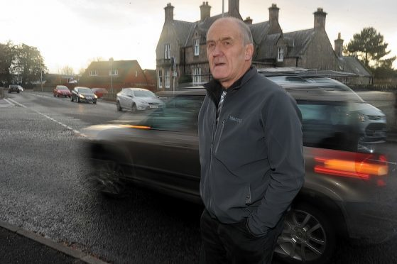 Forres councillor George Alexander has suggested it could now be time for similar proposals to Elgin's plans to be drawn up for the town.
