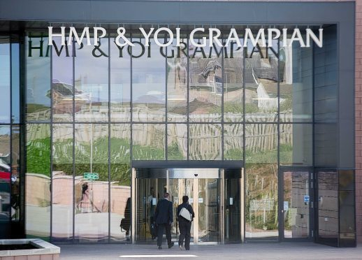 HMP Grampian in Peterhead