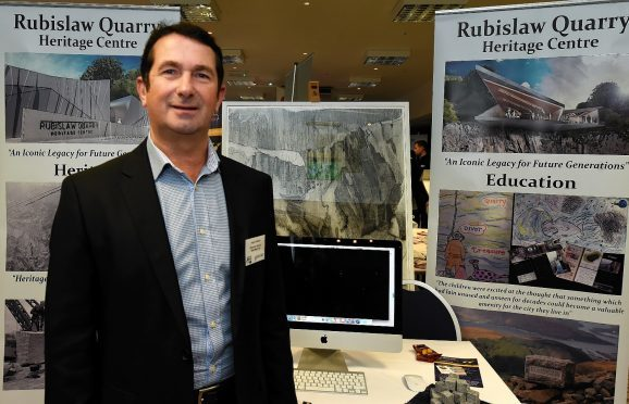 Hugh Black, Rubislaw Quarry Heritage Centre.