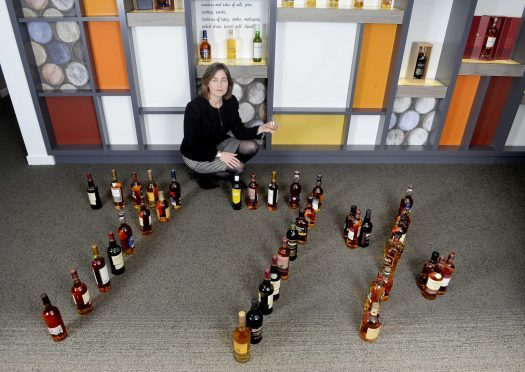 Julie Hesketh-Laird, acting chief executive of the Scotch Whisky Association.
